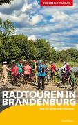 Cover-Bild zu Wiese, Enno: Reiseführer Radtouren in Brandenburg