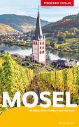 Cover-Bild zu Schenk, Günter: Reiseführer Mosel