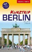 Cover-Bild zu Susanne Kilimann: Reiseführer Berlin - Kurztrip