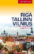 Cover-Bild zu Volker Hagemann: Reiseführer Riga, Tallinn, Vilnius
