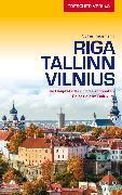 Cover-Bild zu Hagemann, Volker: Reiseführer Riga, Tallinn, Vilnius (eBook)