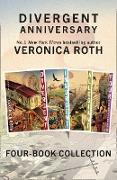 Cover-Bild zu Roth, Veronica: Divergent Series Four-Book Anniversary Collection (Divergent, Insurgent, Allegiant, Four) (eBook)