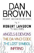Cover-Bild zu Brown, Dan: Dan Brown's Robert Langdon Series (eBook)