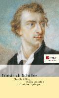 Cover-Bild zu Pilling, Claudia: Friedrich Schiller (eBook)