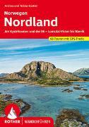 Cover-Bild zu Kostial, Tobias: Nordland - Norwegen