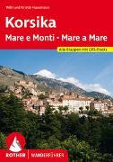 Cover-Bild zu Hausmann, Kristin: Korsika Mare e Monti - Mare a Mare