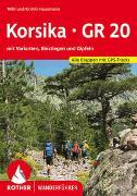 Cover-Bild zu Hausmann, Willi: Korsika GR 20