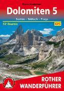 Cover-Bild zu Hauleitner, Franz: Dolomiten 5