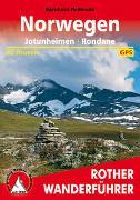 Cover-Bild zu Pollmann, Bernhard: Norwegen: Jotunheimen - Rondane