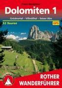 Cover-Bild zu Hauleitner, Franz: Dolomiten 1
