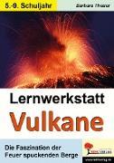 Cover-Bild zu Theuer, Barbara: Lernwerkstatt Vulkane