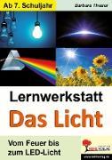 Cover-Bild zu Theuer, Barbara: Lernwerkstatt Das Licht (eBook)