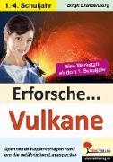 Cover-Bild zu Theuer, Barbara: Erforsche ... Vulkane (eBook)