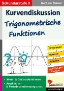 Cover-Bild zu Theuer, Barbara: Kurvendiskussion / Trigonometrische Funktionen (eBook)