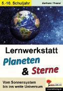 Cover-Bild zu Theuer, Barbara: Lernwerkstatt Planeten & Sterne (eBook)