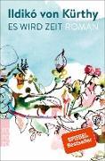 Cover-Bild zu Kürthy, Ildikó von: Es wird Zeit (eBook)