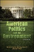 Cover-Bild zu Daynes, Byron W.: American Politics and the Environment, Second Edition (eBook)