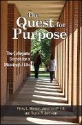 Cover-Bild zu Glanzer, Perry L.: The Quest for Purpose (eBook)