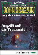 Cover-Bild zu Marques, Rafael: John Sinclair 2127 - Horror-Serie (eBook)