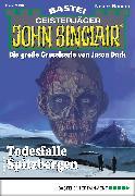 Cover-Bild zu Marques, Rafael: John Sinclair 2130 - Horror-Serie (eBook)