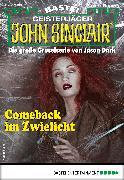 Cover-Bild zu Hill, Ian Rolf: John Sinclair 2131 - Horror-Serie (eBook)