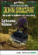 Cover-Bild zu Hill, Ian Rolf: John Sinclair 2132 - Horror-Serie (eBook)