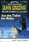 Cover-Bild zu Marques, Rafael: John Sinclair 2135 - Horror-Serie (eBook)