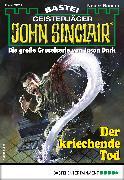 Cover-Bild zu Freund, Marc: John Sinclair 2071 - Horror-Serie (eBook)