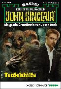 Cover-Bild zu Dark, Jason: John Sinclair 2070 - Horror-Serie (eBook)