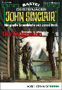 Cover-Bild zu Dark, Jason: John Sinclair 2113 - Horror-Serie (eBook)