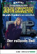 Cover-Bild zu Dark, Jason: John Sinclair 2121 - Horror-Serie (eBook)