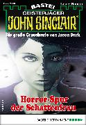 Cover-Bild zu Dark, Jason: John Sinclair 2116 - Horror-Serie (eBook)