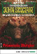 Cover-Bild zu Dark, Jason: John Sinclair 2101 - Horror-Serie (eBook)
