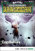 Cover-Bild zu Dark, Jason: John Sinclair 2099 - Horror-Serie (eBook)