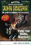 Cover-Bild zu Hill, Ian Rolf: John Sinclair - Folge 2053 (eBook)