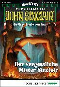 Cover-Bild zu Wolfe, Eric: John Sinclair 2067 - Horror-Serie (eBook)
