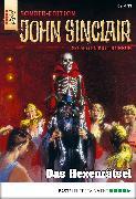 Cover-Bild zu Dark, Jason: John Sinclair Sonder-Edition - Folge 033 (eBook)