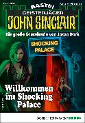 Cover-Bild zu Hill, Ian Rolf: John Sinclair 2097 - Horror-Serie (eBook)