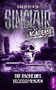 Cover-Bild zu Black, David: Sinclair Academy - 11 (eBook)