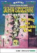 Cover-Bild zu Fröhlich, Oliver: John Sinclair 2106 - Horror-Serie (eBook)
