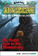Cover-Bild zu Dark, Jason: John Sinclair 2091 - Horror-Serie (eBook)