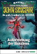 Cover-Bild zu Marques, Rafael: John Sinclair 2074 - Horror-Serie (eBook)