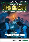 Cover-Bild zu Freund, Marc: John Sinclair 2086 - Horror-Serie (eBook)