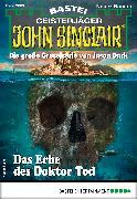 Cover-Bild zu Stahl, Timothy: John Sinclair 2089 - Horror-Serie (eBook)