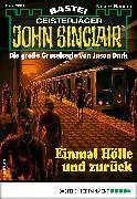 Cover-Bild zu Dark, Jason: John Sinclair 2061 - Horror-Serie (eBook)