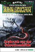 Cover-Bild zu Hill, Ian Rolf: John Sinclair 2077 - Horror-Serie (eBook)