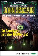 Cover-Bild zu Dee, Logan: John Sinclair 2128 - Horror-Serie (eBook)