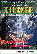 Cover-Bild zu Dark, Jason: John Sinclair 2133 - Horror-Serie (eBook)