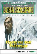 Cover-Bild zu Dark, Jason: John Sinclair 2134 - Horror-Serie (eBook)