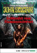 Cover-Bild zu Dark, Jason: John Sinclair 2111 - Horror-Serie (eBook)